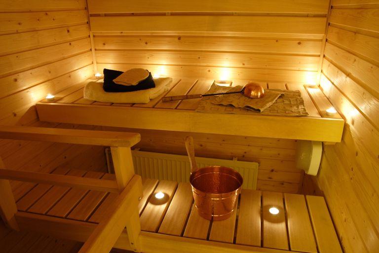 Sauna chez soi